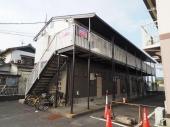 近鉄名古屋線津駅の一棟売りアパート