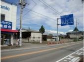 JR東北本線西那須野駅の土地