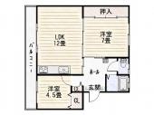 JR総武線新検見川駅の投資マンション