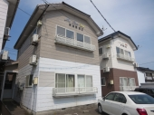JR弥彦線燕駅の一棟売りアパート