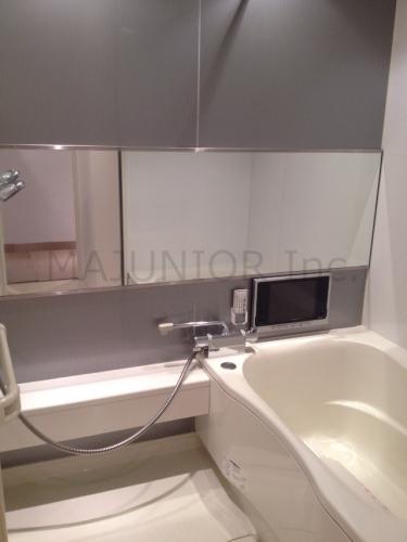 【風呂】<br />現在の賃借人様が使用開始される前の室内画像です。