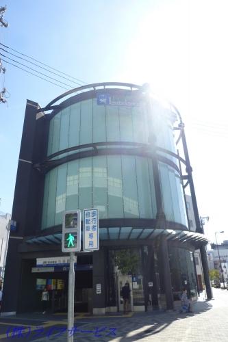 阪神九条駅<br />