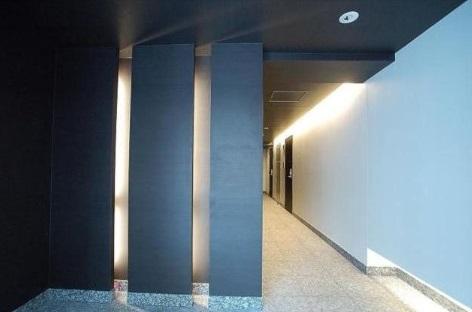 <br />内廊下。