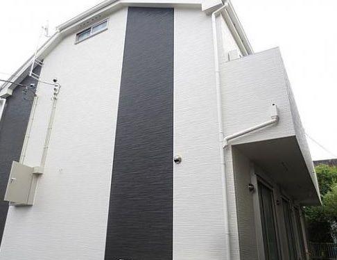 【外観】<br />新築アパート。