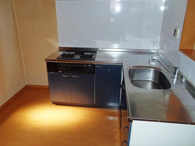 【キッチン】<br />キッチン