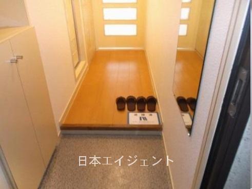 【玄関】<br />