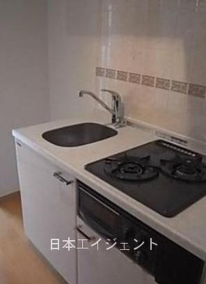 <br />キッチンイメージ。