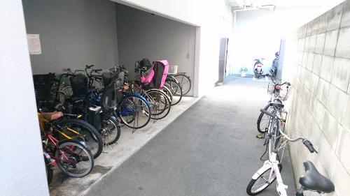 【建物外観】<br />駐輪場1