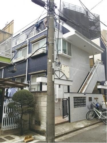 【外観】<br />外壁修繕工事実施済(平成29年2月)