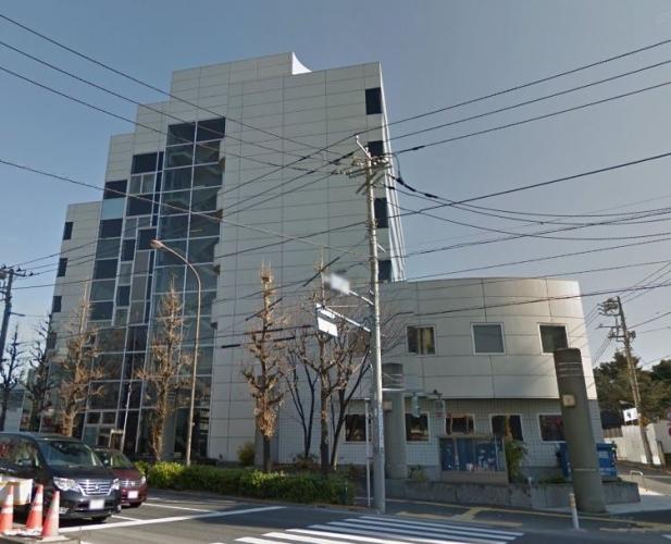 昭和大学付属東病院<br />245m