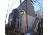 小田急江ノ島線鶴間駅の一棟売りアパート