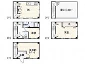 神戸市兵庫区大開通 | 戸建賃貸