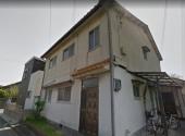 南海加太線東松江駅の一棟売りアパート