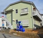 【梅郷駅】徒歩5分!一棟売アパート「グリーンコーポ梅郷」利回り10.92%!3タイプ全10戸+駐車場2台可 | 梅郷駅 一棟売りアパート