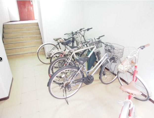 【その他設備】<br />自転車置き場