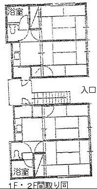 【間取り】<br />山手ガーデンハウス・収益不動産