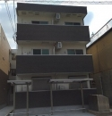「和歌山市駅」徒歩約5分 平成27年築 現況満室 単身向け | 和歌山市駅 一棟売りアパート