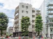 東京メトロ千代田線乃木坂駅の投資マンション