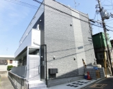 JR阪和線上野芝駅の一棟売りアパート