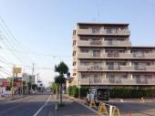 東武東上線坂戸駅の一棟売りマンション
