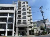 広島電鉄1系統日赤病院前駅の投資マンション