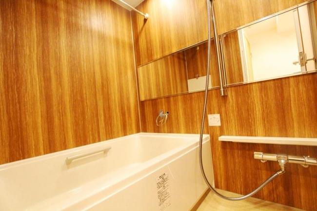 【バス】<br />広々浴槽♪