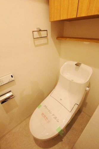 【トイレ】<br />温水洗浄便座♪