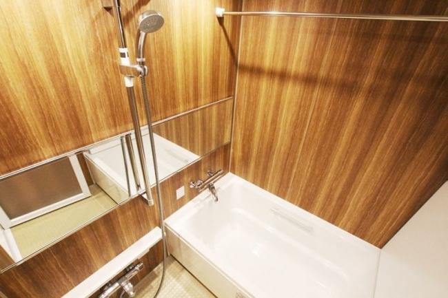 【バス】<br />広い浴槽です♪