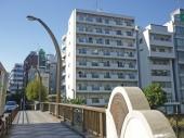 東京メトロ日比谷線茅場町駅の投資マンション