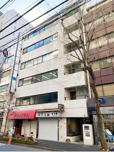 【外観】<br />新宿御苑前駅徒歩3分売事務所