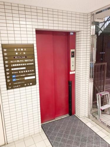 <br />エレベーター完備