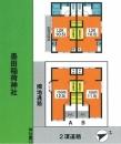 東武伊勢崎線鐘ヶ淵駅の一棟売りアパート