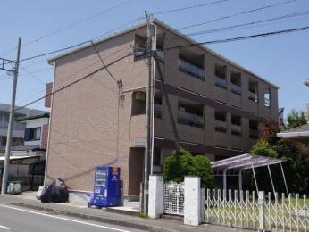 【外観】<br />JR横浜線 相模原駅 一棟売アパート 現地写真