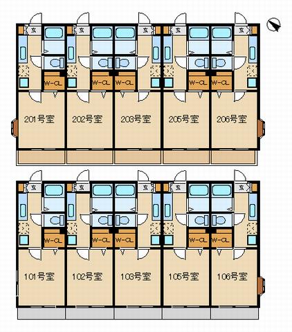 東京都西東京市の一棟売りアパート | 田無駅 一棟売りアパート