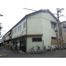 Osaka Metro四つ橋線岸里駅の一棟売りアパート