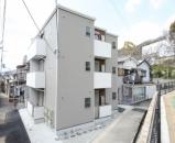 神戸市営地下鉄西神・山手線大倉山駅の一棟売りアパート
