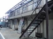 阪堺電気軌道阪堺線高須神社駅の一棟売りアパート