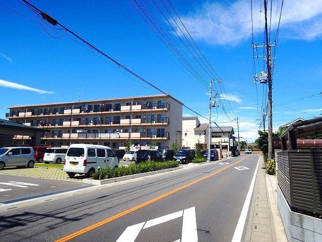 【建物外観】<br />前面道路公道 北東側幅員5m 接道17m