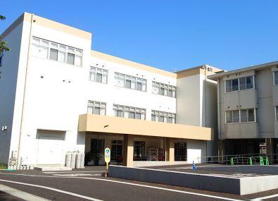 九十九里ホーム病院<br />861m
