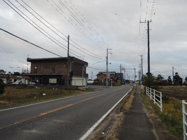 【建物外観】<br />南西側公道