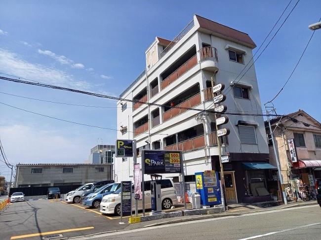 【建物外観】<br />月額賃料:49,000円