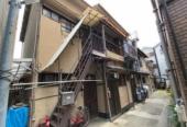 Osaka Metro御堂筋線昭和町駅の一棟売りアパート