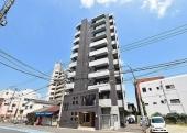 北九州都市モノレール小倉線城野駅の一棟売りマンション