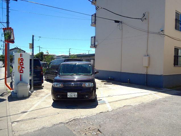 【駐車場】<br />駐車場2か所 全6台