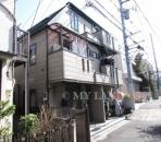 JR総武線東中野駅の一棟売りアパート