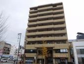 JR男鹿線秋田駅の投資マンション