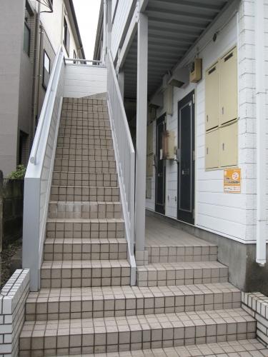 <br />階段