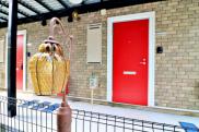 入居率99.78%を誇るBritish Apartment   武蔵中原駅 一棟売りアパート