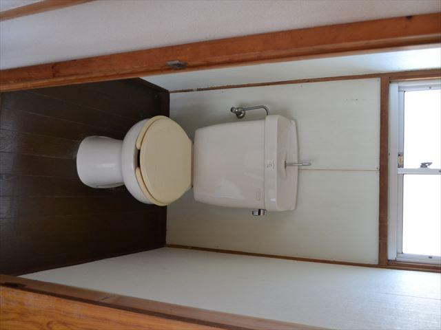 【トイレ】<br />