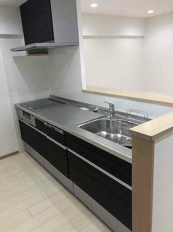 【キッチン】<br />キッチン設備完備♪料理も楽しく出来る♪